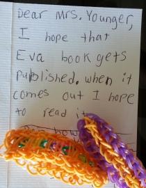 Letter from Eva