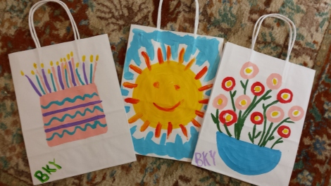 Barbara Younger Gift Bags