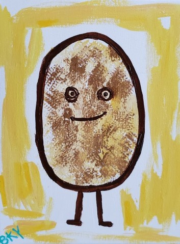 Paul the Potato Takes a Stand