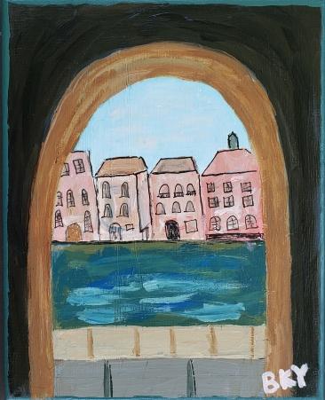 Venice Archway